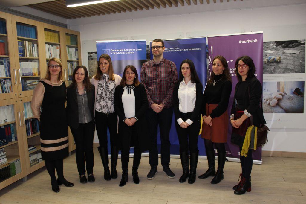 Нови циклус обуке државних службеника на европским универзитетима