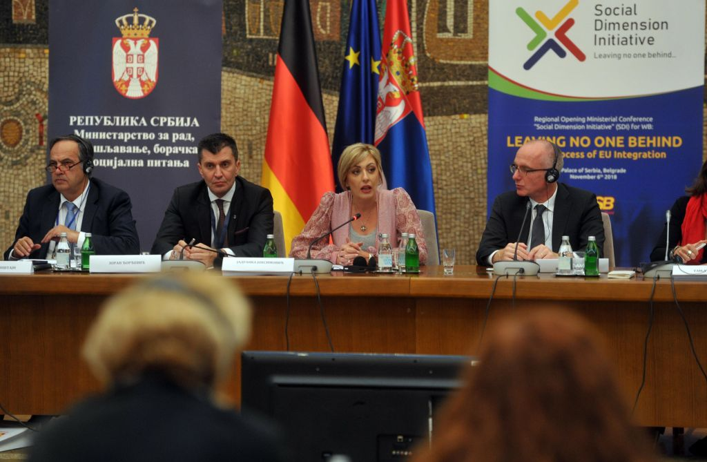 J. Joksimović: An important incentive for the citizens of the region not to remain at the rear of the EU