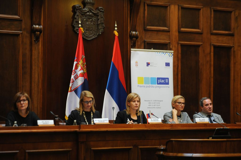 The results of the project worth EUR 2.6 million, by which the EU supports the process of European integration of Serbia, presented