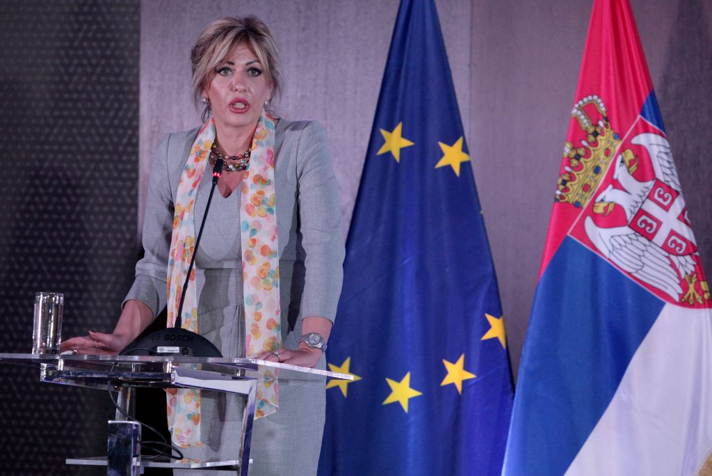 Ј. Јоksimović: There is no sustainable development without a strong sector of small and medium-sized enterprises