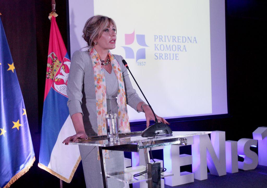 Ј. Јоксимовић: Реакције ЕУ су у реду, али шта ће бити резултат тога