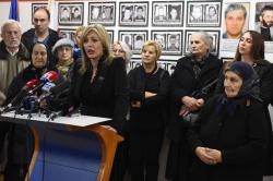Министар за европске интеграције Ј. Јоксимовић посетила је Спомен собу Косметске жртве