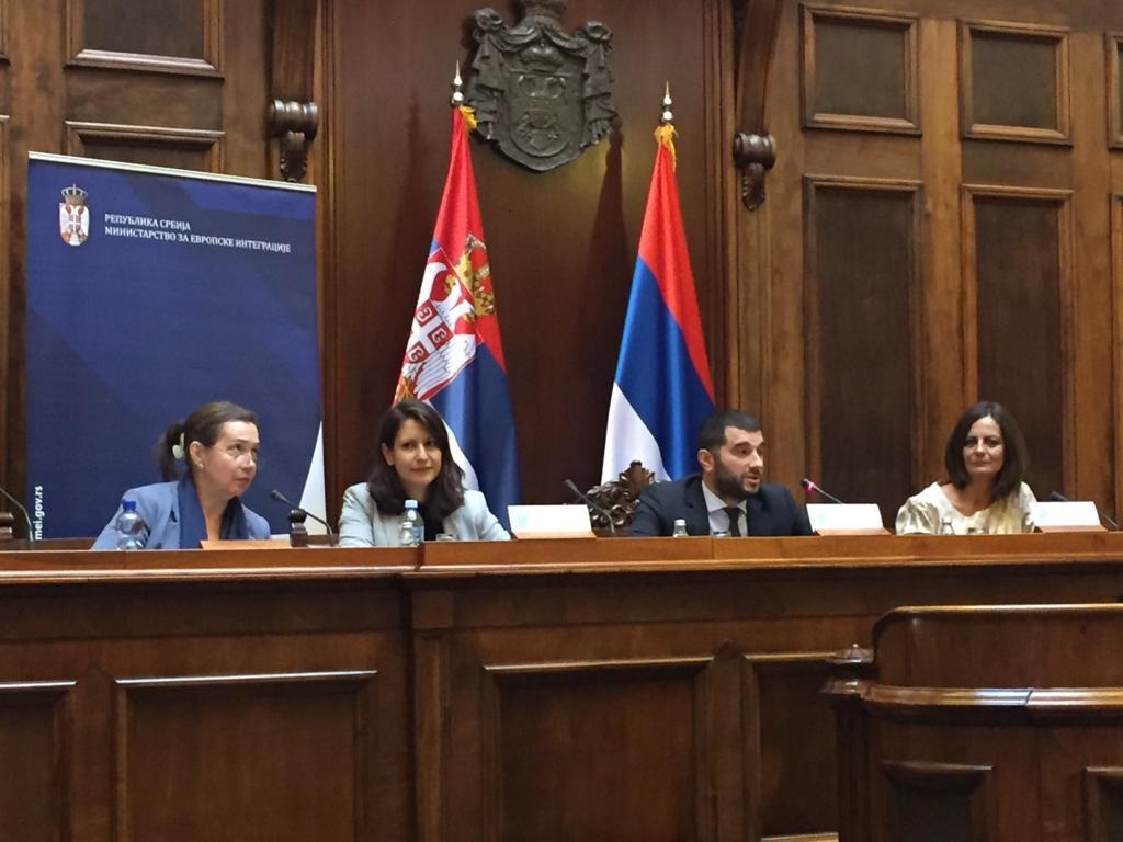 Треће национално слушање Дунавске стратегије
