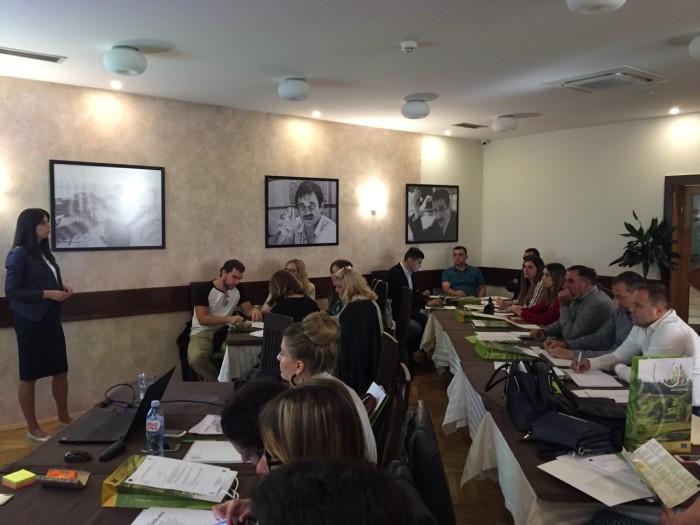 У Никшићу одржана радионица на тему припреме предлога пројеката за ИПА Програм прекограничне сарадње Србија–Црна Гора 2014-2020