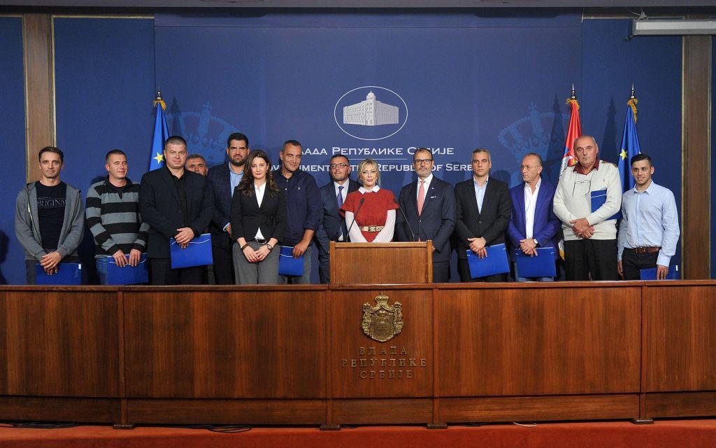 Ј. Јоксимовић: ЕУ фондови неодвојиви део равномерног регионалног развоја