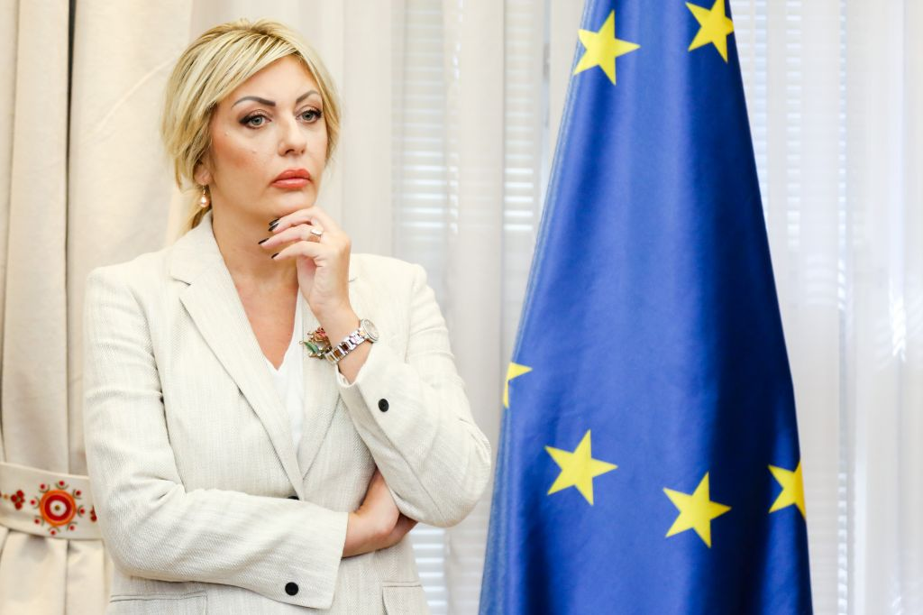 J. Joksimović: Threats call for reaction of competent institutions