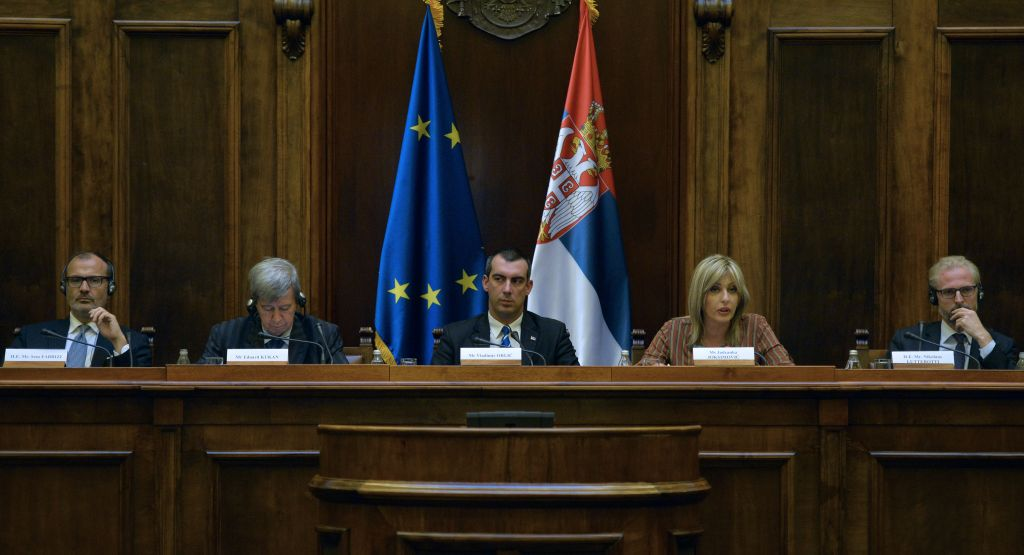 J. Joksimović: We currently have seven negotiating positions that are technically prepared for opening