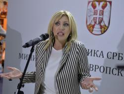 Ј. Јоксимовић на Сајму књига