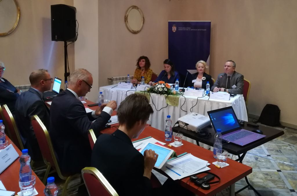 TAIEX workshop on strategic communication on European integration held