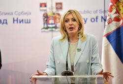Министар за европске интеграције Ј. Јоксимовић