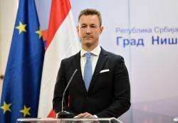 Аустријски министар за ЕУ, културу и медије Гернот Блумел