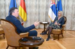 Интервју за Еспресо