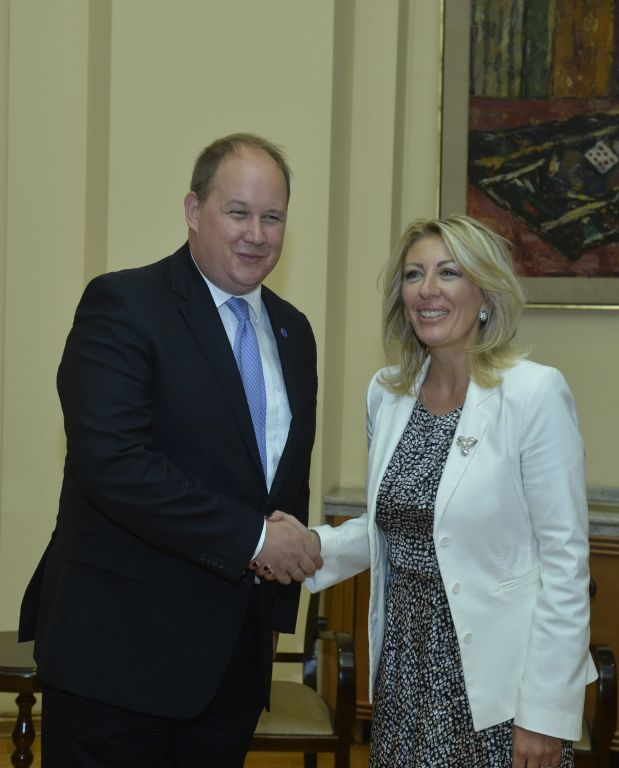 J. Joksimović and Schaer: Serbia and Estonia have become better acquainted, the potential of cooperation is great