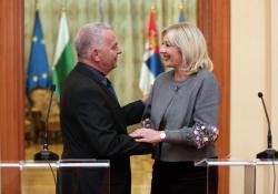Бугарска донирала Србији четири милиона динара